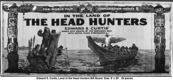 Land of the Head Hunters BillBoard
